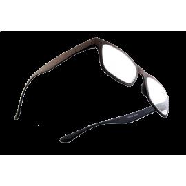 X - Reader Læsebrille Brun