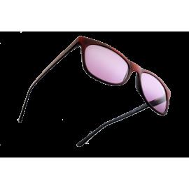 X - Reader Læsebrille Brun med bifocal glas