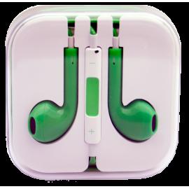 Headset grøn