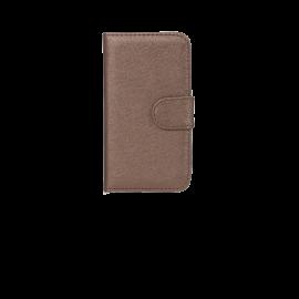 IPHONE 5 cover brun metallic